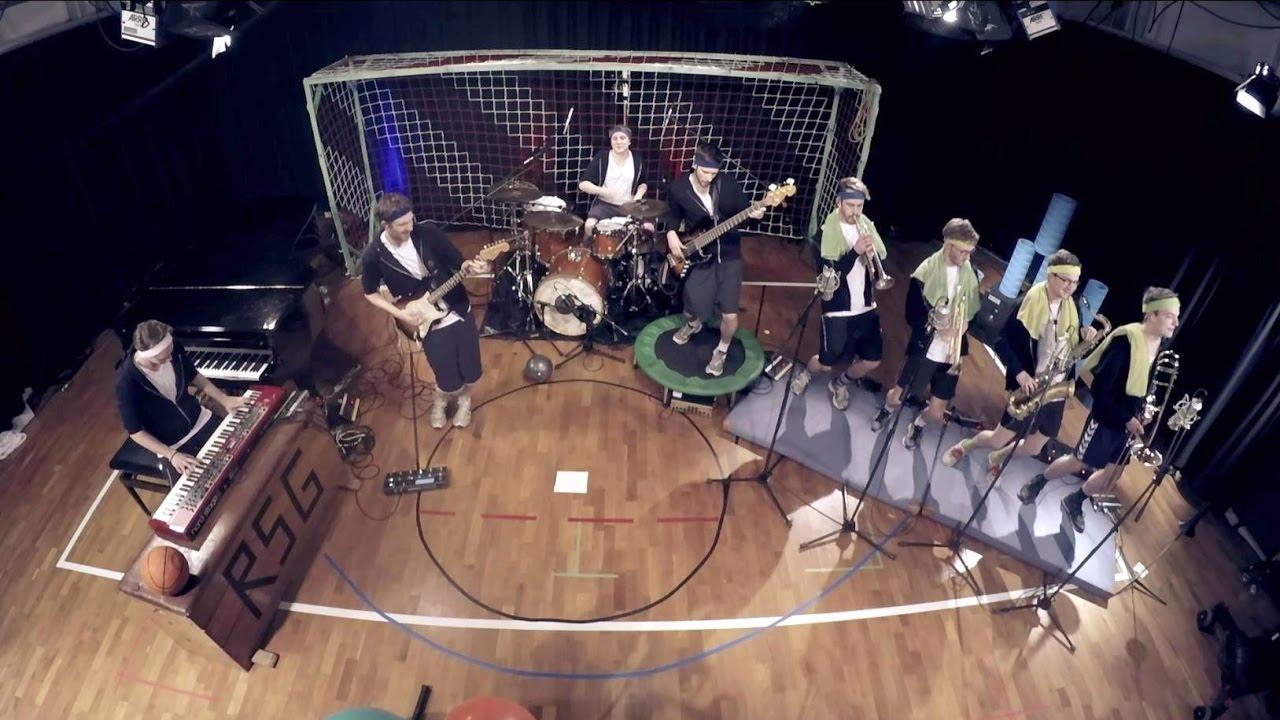 Rhythmussportgruppe - TohuWabohu (Live At Studio 1)