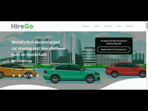 HireGo Ico   HireGo Ico Token     YouTube