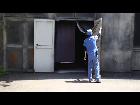 富士急ハイランド 最恐戦慄迷宮-暗黒病棟 出口