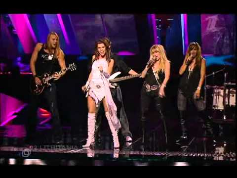Image result for little by little laura & the lovers eurovision 2005 lithuania