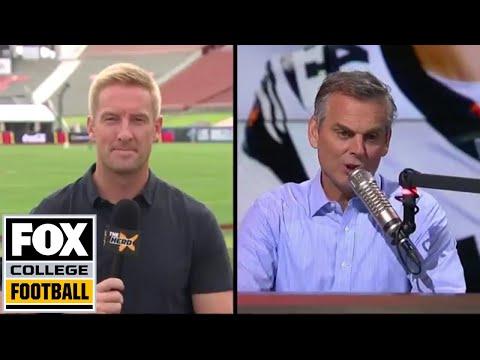 USC Trojans vs Texas Longhorns | Preview | FOX COLLEGE FOOTBALL