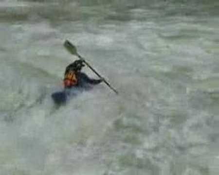 Kayaking the Zambezi