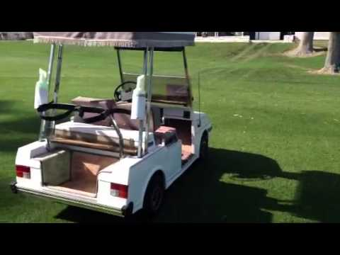 Western Golf Cart With Sw Cooler Youtube. Western Golf Cart With Sw Cooler. Wiring. 4 2v Western Golf Cart Wiring Harness At Scoala.co