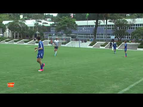 Chapel  2x1 St Paul's  Copa Inter Escola   07.11.2017 - Final