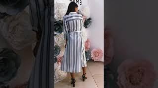 Женское платье - макси 2307 в интернет-магазине одежды Emberens.com