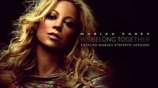 We belong together by mariah carey karaoke male key lower version