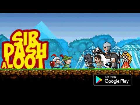 Sir Dash A Loot