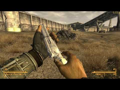 Fallout: New Vegas Globe Trotter Speedrun in 10:47 (Without Loads)