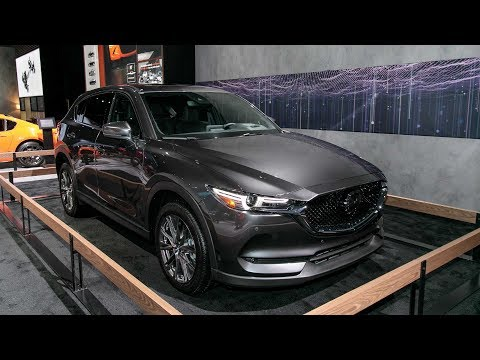 2019 Mazda CX-5 Grand Touring AWD Review: Price, Specs & Features