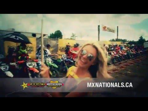 2016 Rockstar Energy Drink MX Nationals - R10 - TV Spot