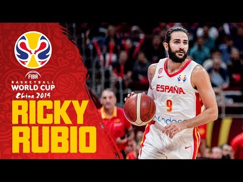 Ricky Rubio - Spain | All-Star Five | FIBA Basketball World Cup 2019