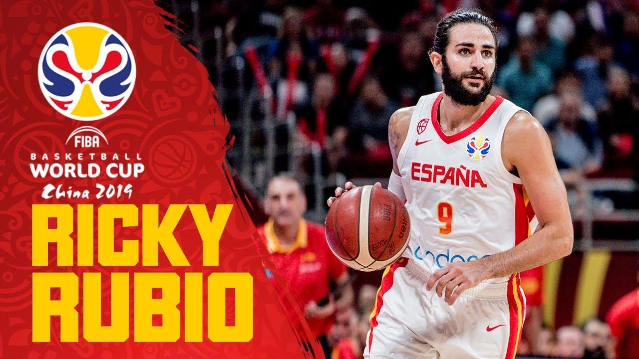 Ricky Rubio - Spain   All-Star Five