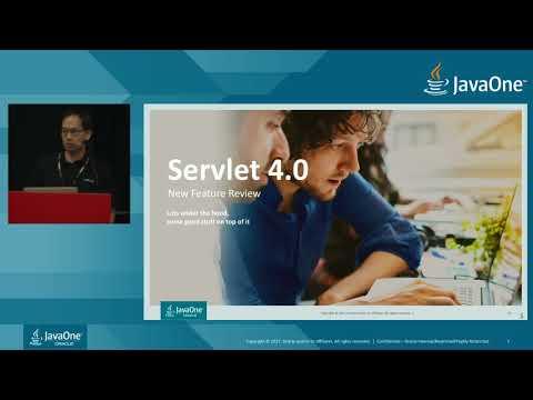 Servlet 4 0: A New Twist on an Old Favorite
