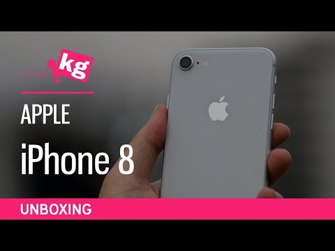Unboxing All the Colors of the iPhe 8! 4K