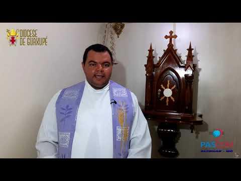 Evangelho Diário _ Terça Feira - 09/04/19 - Paróquia São Pedro Apóstolo - Alfenas/MG