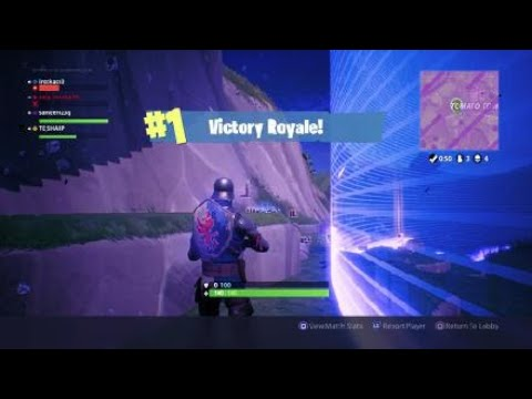Its none of my business. Fortnite squads gameplay