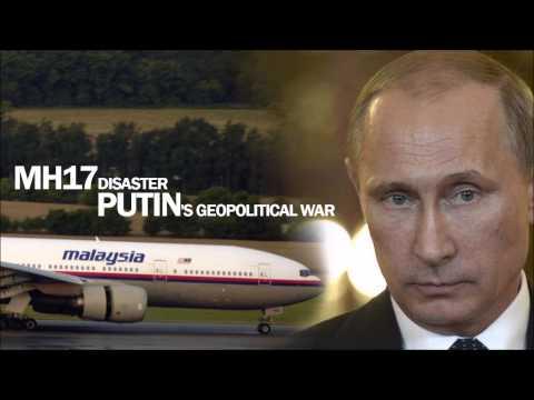 2014 07 21 ASEAN Breakfast Call : MH17 Disaster, Putin's Geopolitical War