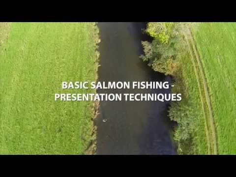 Basic Salmon Fishing Presentation Techniques