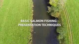 Basic Salmon Fishing Presentation Techniques