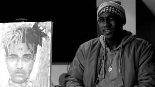 Hopsin Paints XXXTentacion