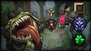 Everyone Is Spamming Tahm Kench Top For Free Wins In Solo Queue