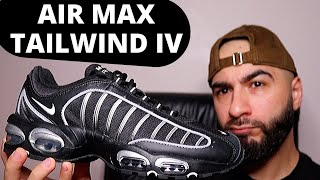 Nike Air Max Tailwind 4 Review
