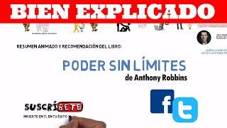 PODER SIN LÍMITES DE ANTHONY ROBBINS – RESUMEN ANIMADO