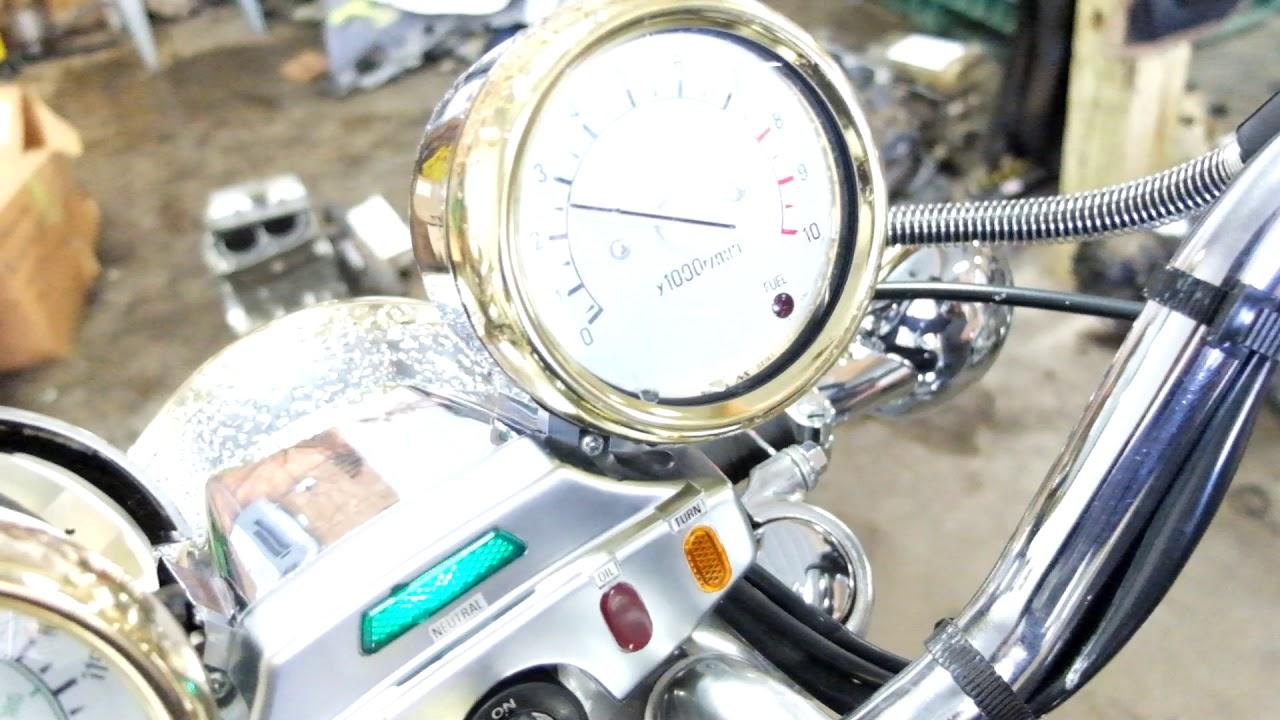 1986 Yamaha XV 1000 Virago Used Motorcycle Parts For Sale