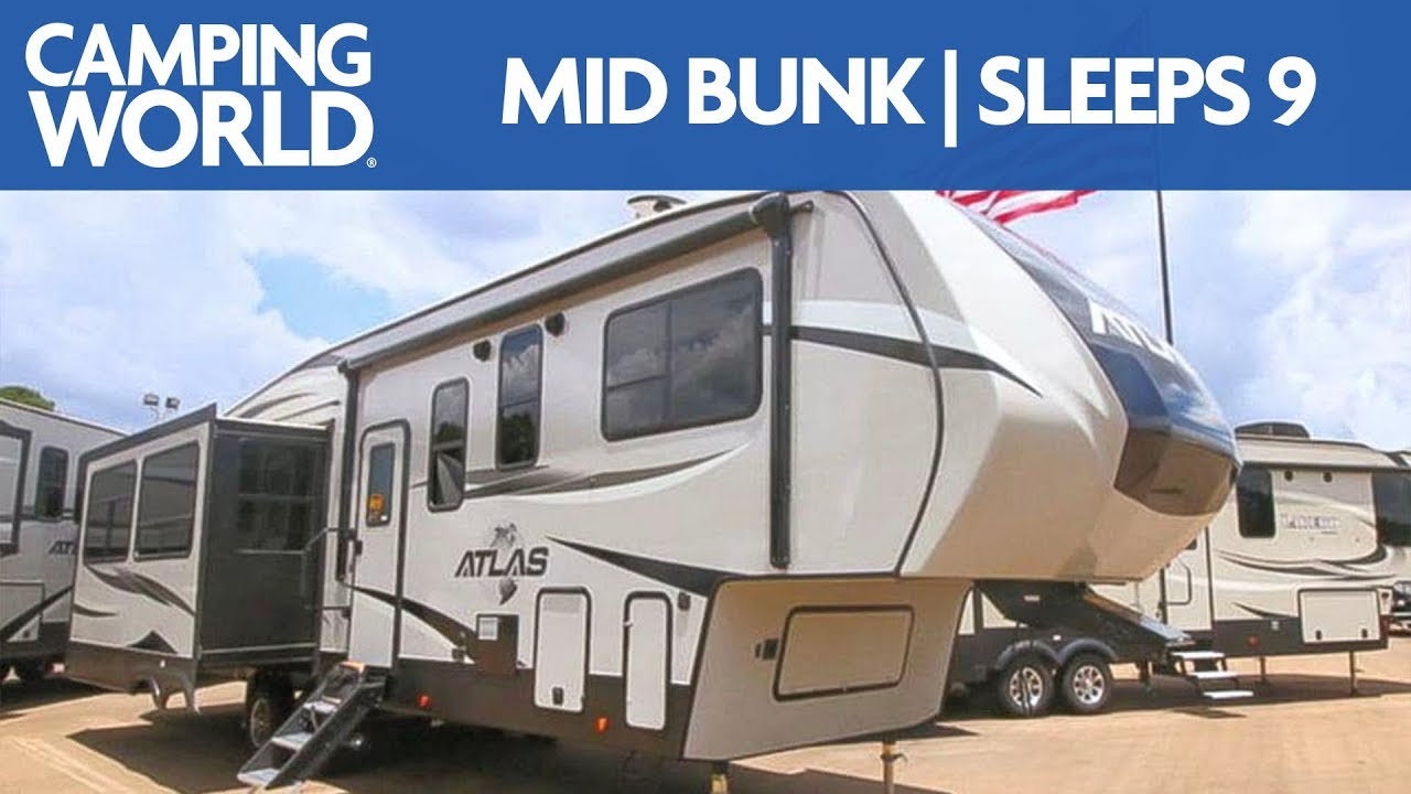 2019 Dutchmen Atlas 3252mbf Fifth Wheel Rv Review Camping World