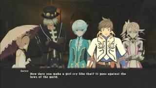 Tales of Zestiria - DLC Skits (Japanese Voices)