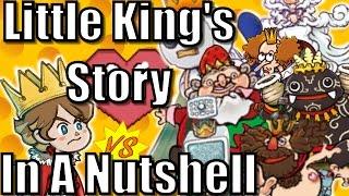 THE MOST KAWAII TYRANT - Little King