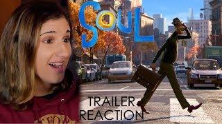 Disney Pixar's Soul - Official Teaser Trailer REACTION