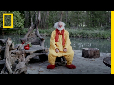 This Clown Philosopher Lives in a Wonderful, Whimsical World | Short Film Showcase