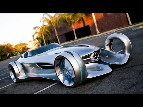 Top 5 Future Concept Cars - 2017 [New] [4K]