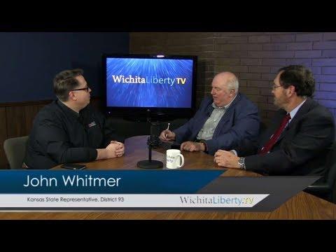WichitaLiberty:TV: Kansas Representative John Whitmer