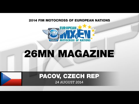 MXoEN 2014 26mn Magazine - FIM Motocross of European Nations