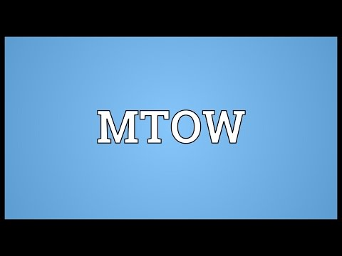MTOW Meaning