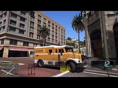 GTA 5 - Một ngày đi làm việc tay chân của Micheal | ND Gaming