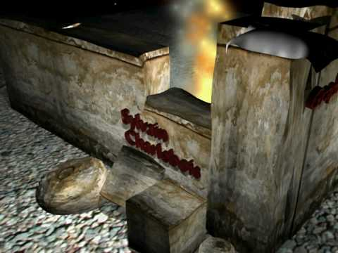 ruines feux
