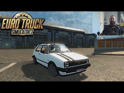Modirani Euro Truck Simulator 2 - Volkswagen Golf GTI Ep10