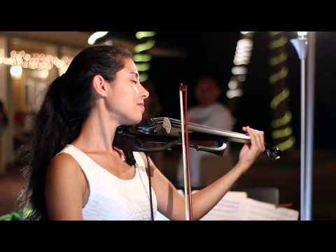 The Prayer - David Foster (Violin Cover by Kimberly McDonough)