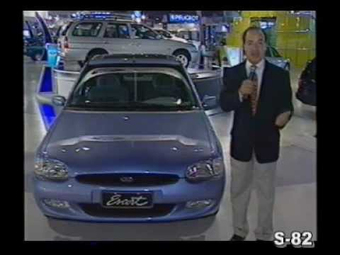 Ford Escort Zetec 1997 Salao Do Automovel 1996 Escort Sw