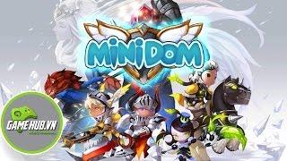 Video Minidom - Game Hàn nhập vai chiến thuật 3D - Android download MP3, 3GP, MP4, WEBM, AVI, FLV September 2018