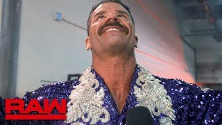 Robert Roode formally reintroduces himself: Raw Exclusive, April 22, 2019