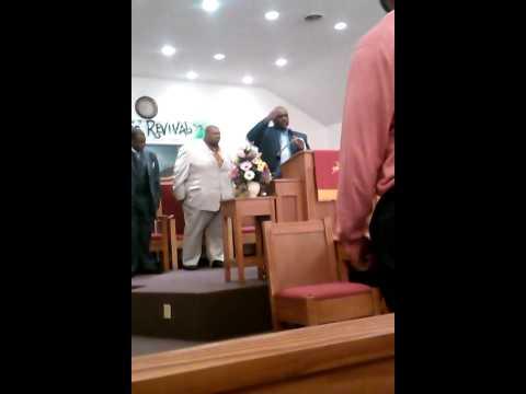 Pastor Darin Rogers