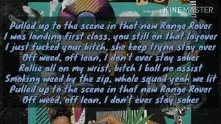 Video PnB Rock - Range Rover (Lyrics) download MP3, 3GP, MP4, WEBM, AVI, FLV Januari 2018
