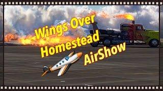 US Air Force Air Show Homestead 2016
