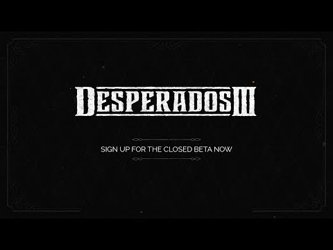 Sign up for the Desperados 3 closed beta to see it first | PC Gamer