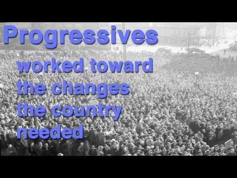 The History of Progressivism in 120 Seconds