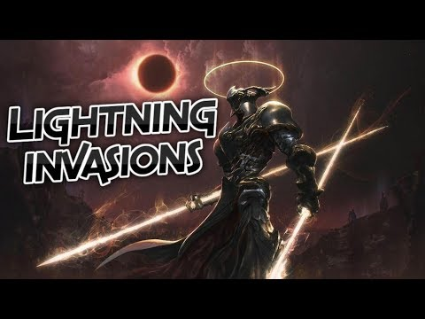 Dark Souls 3: Lightning Invasions!